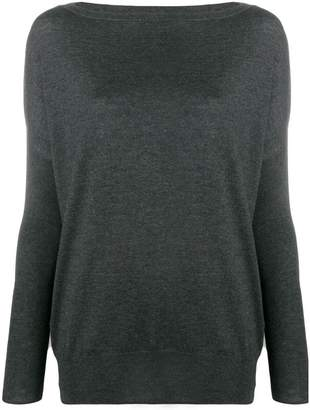 Snobby Sheep long-sleeve fitted sweater