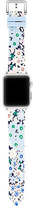 Kate Spade Floral silicone apple watch® strap