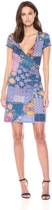 Desigual Women's All of Me Short Sleeve Dress