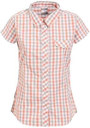 Trespass Womens/Ladies Tilley Short Sleeve Casual Checked Shirt (XL)
