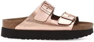 2d00315b96a Rose Gold Sandals With Platform - ShopStyle UK