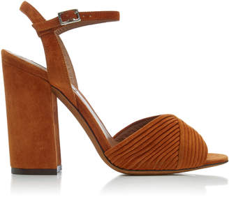 Tabitha Simmons Kali Suede Sandals