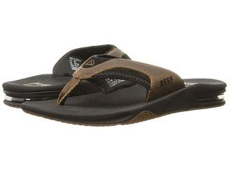 Reef Fanning Leather Men's Sandals