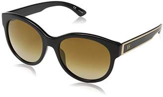 Escada Sunglasses Women's SES350M54700G Round Sunglasses