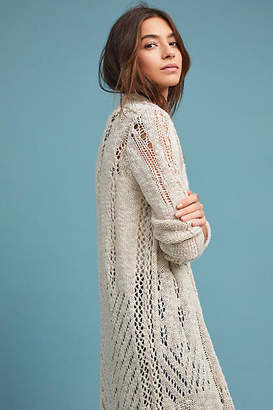 Moth Abbott Crocheted Cardigan