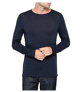BOSS ORANGE Long Sleeve Lightweight Knit