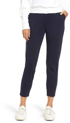 Hue Luxe Seamed Ponte Skimmer Leggings
