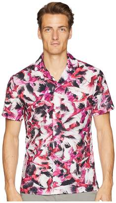 Orlebar Brown Travis Birds Of Paradise Resort Shirt Men's Clothing