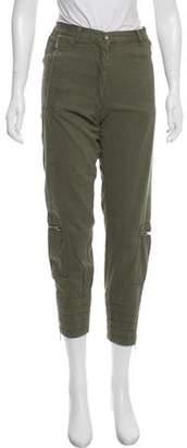 Dries Van Noten Mid-Rise Skinny Jeans