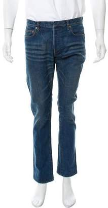 Christian Dior Clawmark Slim Jeans
