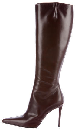 Christian Louboutin  Christian Louboutin Alta Knee-High Boots