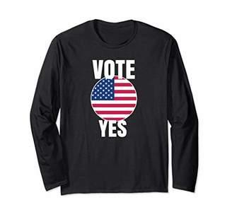 I voted shirt