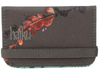 Haiku RFID Mini Wallet