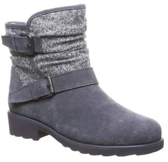 BearPaw Avery Buckled Slouchy Shaft Boot