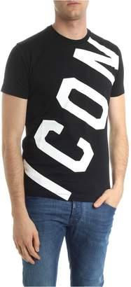 DSQUARED2 Icon Print T-shirt