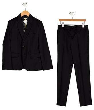 Paul Smith Boys' Two-Piece Suit Set w/ Tags