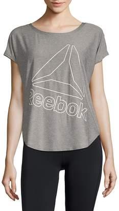 Reebok Women's Graphic Short-Sleeve Tee