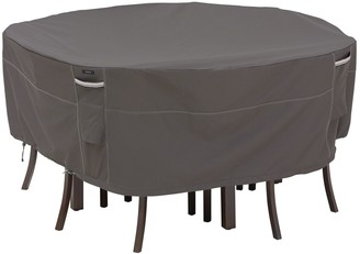 Classic Accessories Ravenna 72-in. Patio Table & Chair Set Cover - Outdoor
