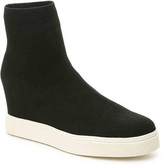 Steve Madden List High-Top Wedge Sneaker - Women's