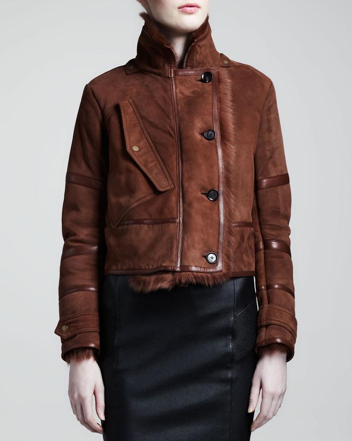 Belstaff Kenton Shearling Jacket