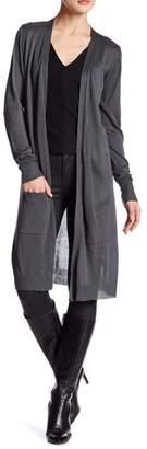Joseph A Knit Longline Cardigan