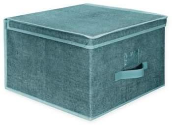 Simplify Jumbo Storage Box in Blue