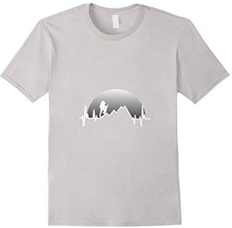 Hiking Mountain Climbing Novelty T-Shirt