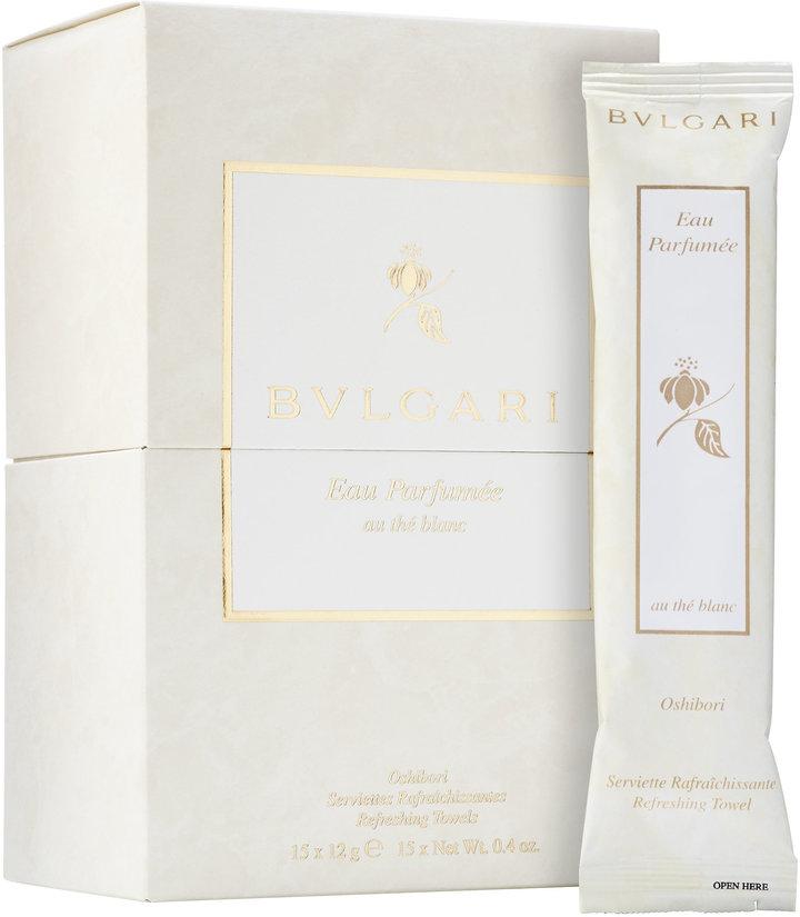 Bvlgari BVLGARI Eau Parfumée Au Thé Blanc Refreshing Towel Kit