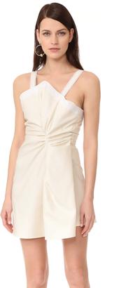 Jacquemus Sleeveless Dress $545 thestylecure.com