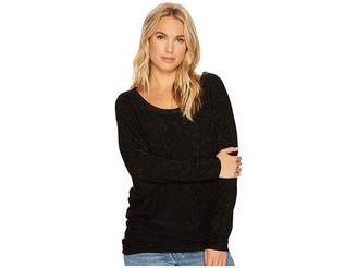 Heather Julia Asymmetrical Pullover Women's Clothing