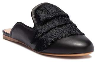 Rachel Zoe Kaius Leather Fringe Mule