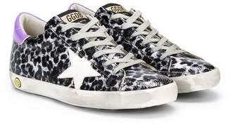 Golden Goose Kids Teen Superstar sneakers