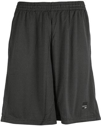 adidas Logo Patched Shorts