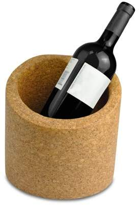 DII 100% Portuguese Cork Coated Wine Or Champagne Ice Bucket With Impression For Bottle For Parties or Dinners