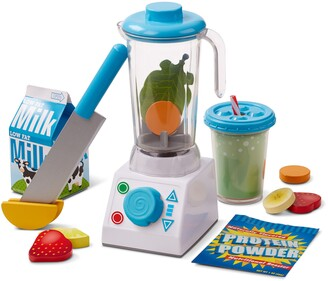 Melissa & Doug Smoothie Making Blender Play Set