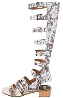Laurence Dacade Halle Gladiator Sandals