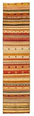Tribal Oriental Area Rug, 2'1 x 8'10