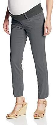 Maternal America Women's Maternity Skinny Ankle Jean