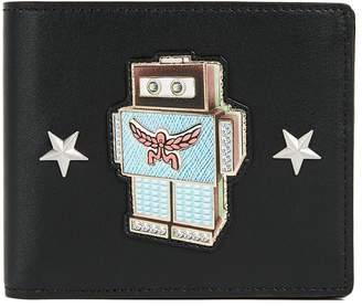 MCM Roboter Bifold Wallet