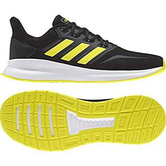 a58e8e079f839d adidas Yellow Leather Shoes For Men - ShopStyle UK