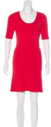 Yigal Azrouel Mini Knit Dress