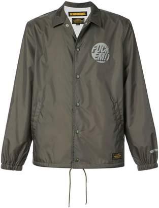 Neighborhood print studded lightweight jacket