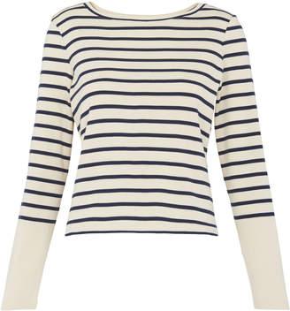 Whistles Stripe Long Sleeve T-shirt