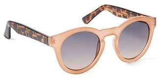 Round frame sunglasses $34.50 thestylecure.com
