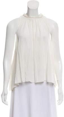 Isabel Marant Sleeveless Cotton Top
