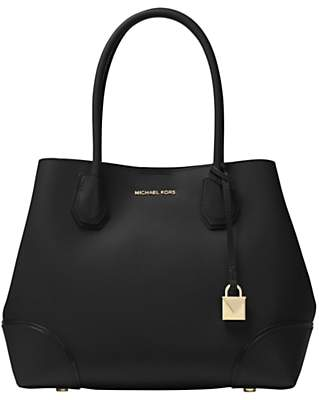 Michael Kors MICHAEL Mercer Gallery Medium Leather Tote Bag