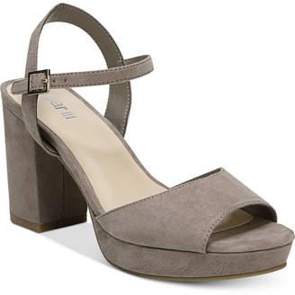 Bar III Callista Platform Dress Sandals, Created for Macy's Women's Shoes