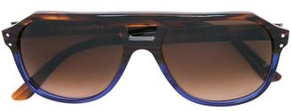 Oliver Goldsmith 'Glyn' sunglasses $375 thestylecure.com