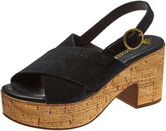 Musse & Cloud Women's's Ivory Platform Sandals