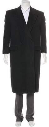 Giorgio Armani Wool & Cashmere Overcoat